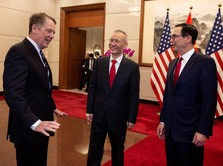 Pencurian HAKI sampai Subsidi, Ini Topik Nego Dagang AS-China
