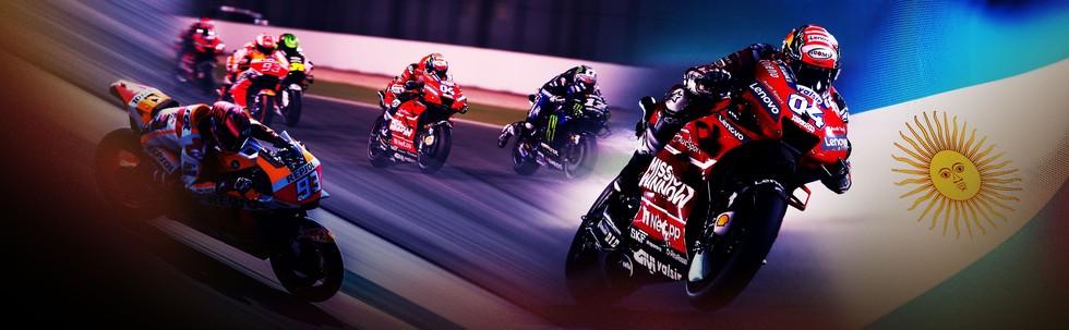 Adu Cepat di MotoGP Argentina