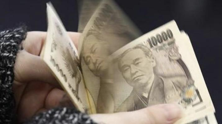 Perang Dagang Jilid II, Trader Yen Tetap Bahagia Dong!