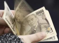 Fed Diramal Pangkas Bunga 5 Kali Lagi, Yen Pukul Balik Dolar