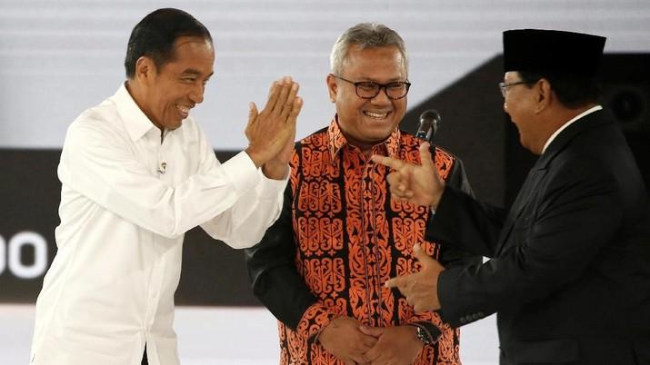 Ditodong Soal Jual Beli Jabatan, Jokowi Pamer Indeks Korupsi