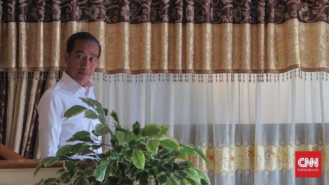 Jokowi Bakal 'Nyoblos' di TPS 008 Kelurahan Gambir