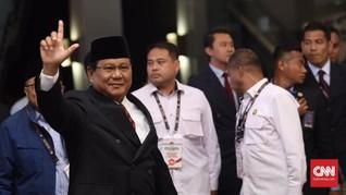 Prabowo: Freeport Untung 81 Persen dari Saham di Indonesia