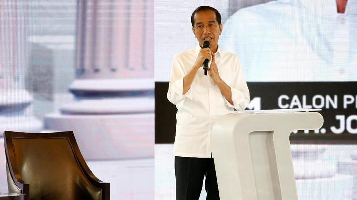 Jokowi: Anggaran Pertahanan Rp 107 T, Terbesar Ke-2 di APBN