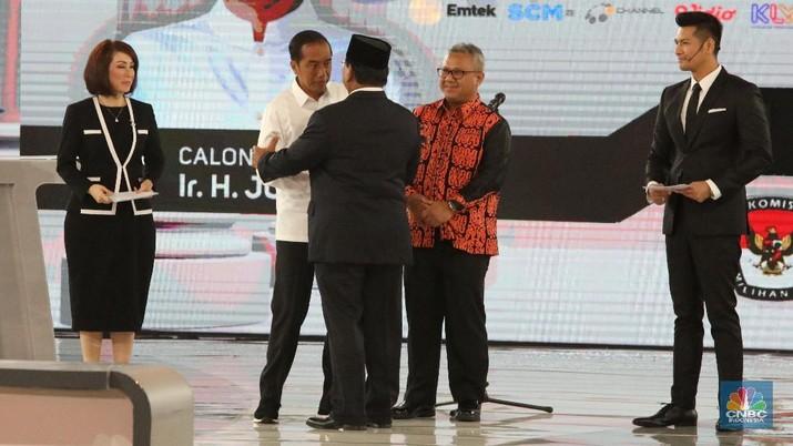 Debat Jokowi vs Prabowo, Dari Ideologi sampai Pemerintahan