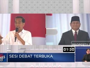 Prabowo Sebut Ada Jual Beli Jabatan di 90% Kementerian