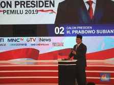 Soal Hubungan Internasional, Prabowo Pilih Untungkan Rakyat