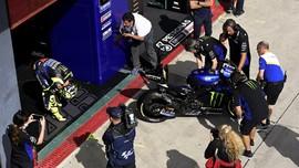 FOTO: Kesengitan Hari Pertama MotoGP Argentina 2019