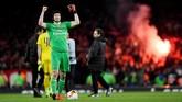 Petr Ceh dikabarkan The Sun menolak tawaran peran pelatih di Arsenal akhir musim ini. Cech diyakini akan kembali ke Chelsea untuk menjadi pelatih. (Reuters/Tony O'Brien)