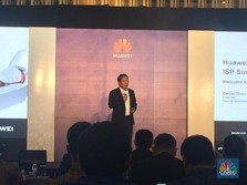 Kena Isu Pemblokiran AS, Bisnis Huawei Malah Naik 20%