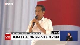 VIDEO: Visi Jokowi dan Ide Pemerintahan 'Dilan'