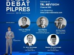 Live Streaming! Saksikan Debat Ke-4 Jokowi Vs Prabowo