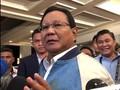 VIDEO: Prabowo soal Anggaran Pertahanan: Pilih Gue Dulu