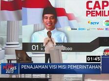 Jokowi Klaim Sudah Bubarkan 23 Lembaga
