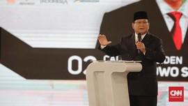 Prabowo: Pertahanan RI Terlalu Lemah, Dubes Senyum Mengejek