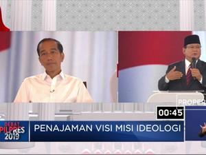 Soal Khilafah, Berikut Sanggahan Prabowo