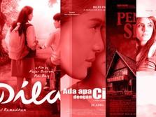 Dari Dilan sampai Dono, Ini Dia 7 Film Indonesia Terlaris