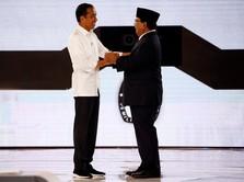 Kekayaan Jokowi Naik Rp 20 M, Prabowo Rp 300 M dalam 4 Tahun