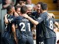 Tekuk Fulham, Man City Geser Liverpool dari Puncak Klasemen
