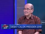 Faisal: Jokowi dan Prabowo Imbang