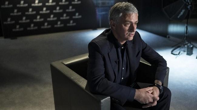 Bayern Munchen diklaim Foot Mercato tertarik mengganti Niko Kovac dengan mantan manajer Manchester United Jose Mourinho musim depan. Mourinho saat ini masih menganggur sejak dipecat Man United pada Desember 2018. (SEBASTIEN BOZON / AFP)