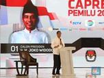 Ditanya Soal Diplomasi, Jokowi Sebut Pengungsi Rakhine State