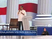 Jokowi: Pendidikan Pancasila Harus Kekinian