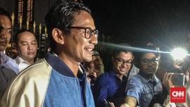 Didit Putra Prabowo Desain Jaket Khusus untuk Debat Keempat