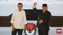 Nasib Saham Emiten di Pusaran Jokowi-Prabowo usai Quick Count