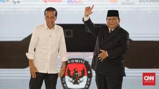 Prabowo Menang Telak di Padang, Kalahkan Jokowi di Tangerang