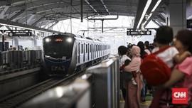 Pembayaran Tiket Bermasalah, MRT Gratiskan Tarif