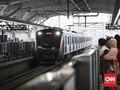 Kebut MRT di Tengah Kemacetan Jalur Arteri Jakarta