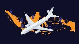 INFOGRAFIS: Daftar Lengkap Harga Tiket Penerbangan Domestik