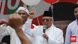 Video 'Habisi Ahok' Viral, Ma'ruf Yakin Ahokers Tetap Jokowi