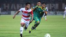 Hasil Liga 1 2019: Barito Putera kalah 0-1 dari Madura United