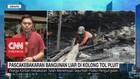 VIDEO: Permukiman yang Kebakaran di Bawah Tol Pluit Ilegal