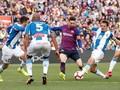 Messi Gemilang, Barcelona Kalahkan Espanyol