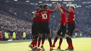 Man United Menang 2-0 atas Perth Glory