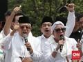 Kampanye di NTB, Ma'ruf Banggakan Paslon Nasionalis-Religius