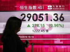 Negosiasi Dagang AS-China Tak Jelas, Bursa Asia Berguguran