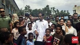 Menang Besar di Papua, Jokowi Diminta Jalankan Penuh UU Otsus