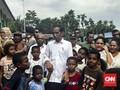 Jokowi Target Menang Mutlak 85 Persen di Papua