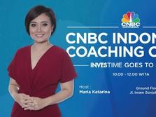 Mau Usaha Untung? Yuk Ikut Coaching Clinic di TSM Bali