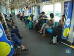 Banyak Kendala di Hari Pertama Operasional MRT Jakarta