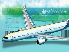 Tiket Pesawat Terbaru, Jakarta-Yogyakarta Mulai Rp 349.000