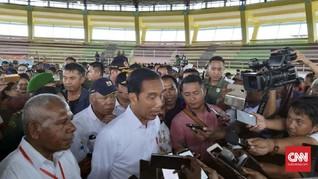 Jokowi Minta Pegunungan Cycloop Sentani Segera Direhabilitasi