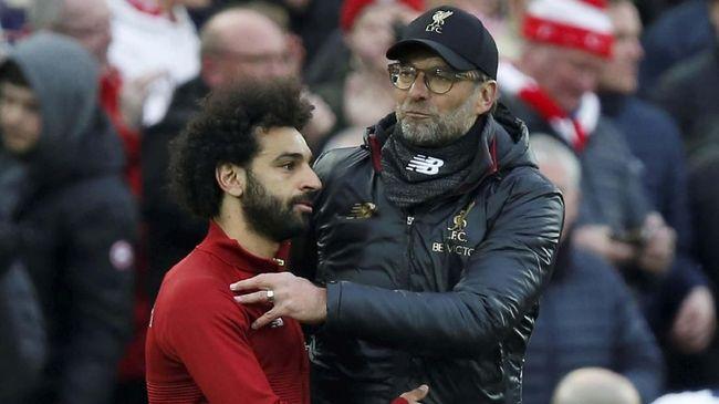 Cekcok dengan Klopp, Mohamed Salah Minta Dijual Liverpool