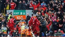 7 Fakta Menarik Southampton vs Liverpool