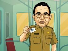 Hai Warga Jakarta, Naik MRT Diskon 50% di April 2019!