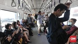 Dapat Diskon 50 Persen, Pengguna MRT Tak Masalah Harga Normal
